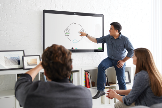 Make your meeting room the backdrop to effective collaboration by getting all of your key players in one place at a moment's notice. Click to read more.